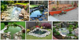 Backyard Pond 13 Diy Awesome Natural Backyard Pond Ideas For All Budgets Top