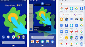 Android 8 Design Android 9 Pie Vs Android 8 Oreo Whats New Changed And