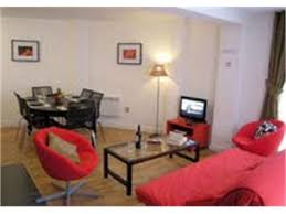 fully furnished one bedroom flat for