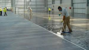 resin floor installation experts