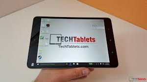 Xiaomi Mi Pad 2 Windows Unboxing And First Impressions Techtablets