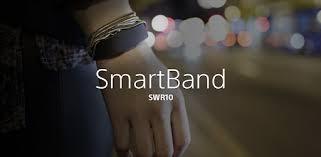 SmartBand SWR10 - Apps on Google Play