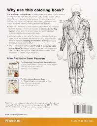 the anatomy coloring book amazon co uk wynn kapit lawrence m elson 0642688054786 books