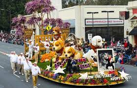 Rose Bowl Float Decorating Rules How To Rose Parade Getting Tickets Where To Sit What To Bring 91
