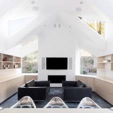 office design architecture. Geoffrey Von Oeyen Designs Jagged-roof Office Addition For Malibu Home Design Architecture R