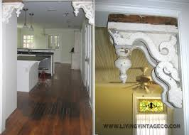 Decorative Corbels Interior Design Amazing Old Corbels As Decorative Accessories Living Vintage