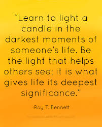 Being The Light Be A Light In Someones Life Experience The Water Lantern