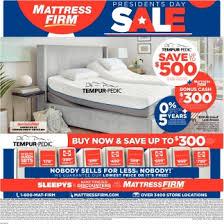 mattress firm ad. President Day Sale, Mattress Firm, Hagerstown, MD Firm Ad