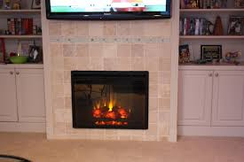 stunning decoration electric fireplace insert installation custom with regard to prepare 4