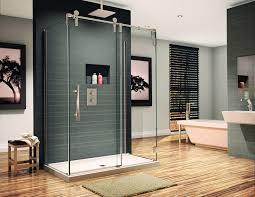 frameless 3 8 thick shower enclosure