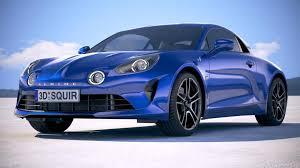 2018 renault alpine a110.  2018 12 alpine a110 2018 royaltyfree 3d model  preview no in renault alpine a110 e