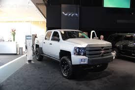 Via Motors Shows Its 800 Horsepower 100 MPGe XTRUX Pickup Live Photos