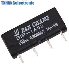 reed switch relay reviews online shopping reed switch relay 10pcs 5v relay sip 1a05 reed switch relay for relay 4pin new