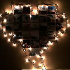 cool ways to use lights diy heart frame best easy diy ideas for