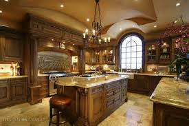 How to Apply the Best Italian Kitchen Designs : Classic Old Style Italian  Kitchen Designs