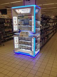 Gondola Display Stands Custom Sensodyne Electric Gondola Display The Selling Points Display