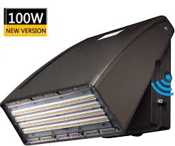 Ledmo 100w Led Wall Pack Light Outdoor Flood Light Commercial And Industrial Wall Pack Lighting