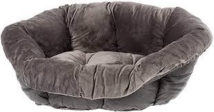 <b>Ferplast Sofa</b> Prestige <b>4 Cushion</b> Cat and Dog Bed Cover/Synthetik ...