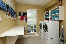 diy laundry folding table