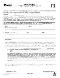 60 Impressive Yearly Lease Agreement Form – Damwest Agreement