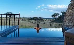 Four Seasons Safari Lodge Serengeti Serengeti National Park, Tanzania  Hotels sky swimming pool leisure property