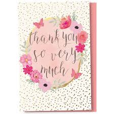 Free E Cards Thank You Butterflies And Flowers Thank You Cards 12 Pk