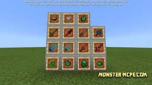 minecraft pe addons mods