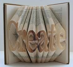 there are many more ideas for using old books in the library and on the internet such a just type in keywords crafts using old books