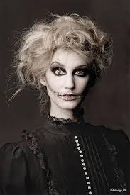 victorian makeup ghostly lunabella