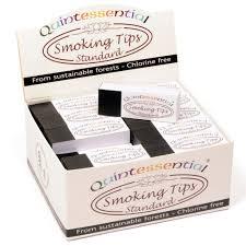 quintessential standard smoking tips quintessential tips standard tips fsc roach filters tips cornwall quality crutch
