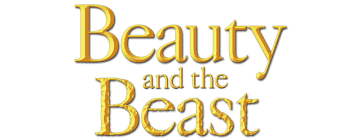 Image - Beauty and the beast logo.png | Disney Crossy Road Wikia ...