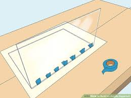 Aquarium Acrylic Thickness Chart How To Build An Acrylic Aquarium 11 Steps With Pictures