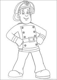 Small Picture Fireman Sam coloring picture coloring pages Pinterest