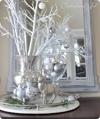 Best 25+ White christmas decorations ideas on Pinterest | White christmas, White  christmas decorations diy and Winter decorations