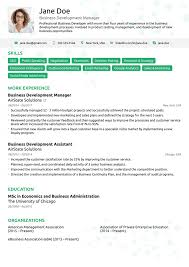 Simple Online Resume 8 Best Online Resume Templates Of 2018 Download Customize Simple