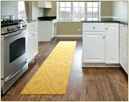 yellow kitchen rugs yellow kitchen runner rug in modern kitchen yellow kitchen rug