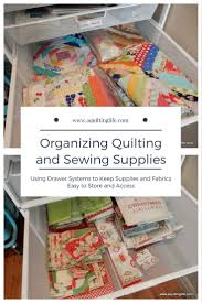 Organizing the Sewing Room | A Quilting Life - a quilt blog & ... about where you want to put it...or if you even want to keep it at all!  (Check out my Cleaning and Organizing your Sewing Space series for more  ideas). Adamdwight.com