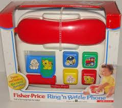 Antique vintage button fisher toys