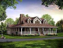 colonial farmhouse plans wrap around