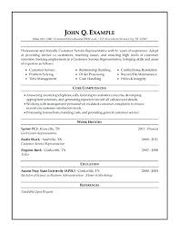 core competencies resume senior project manager resume samples  core competencies