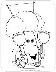 Printable lightning mcqueen colouring pages. Disney Pixar S Cars Coloring Pages Disneyclips Com