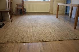 lohal ikea big jute rug carpet