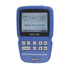 get ations vpc 100 hand held vehicle pincode calculator with 300 200 ns vpc100 pin