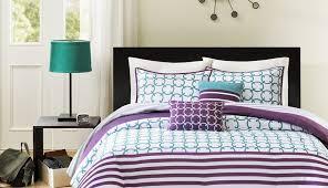 excellent purple bedding aqua sets ombre girl grey comforter nursery set twin ruffle elephant baby pink