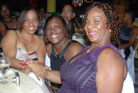 Go Jamaica Photo Gallery   Janet Genus' Birthday Party   Janet Silvera  Photo PROMO PICTURE: Birthday girl Janet Genus (left) and her friend the  'wickedest' emcee in Jamaica, Jacqueline Nicholson and Jacqueline