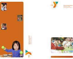 Sample Preschool Brochure Basic Preschool Brochure Template Free Download 15