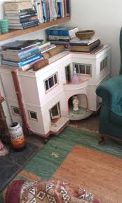 functions furniture. Two Story Art Deco Era Dolls House In Napier New Zealand, Nicely Functions As Furniture