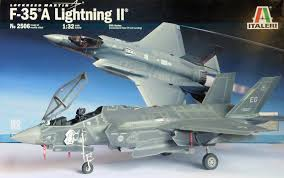 Italeri Paint Chart The Modelling News Build Guide Italeris 1 32 F 35 Part