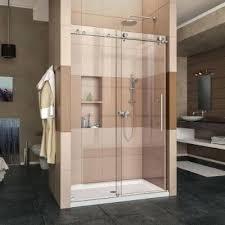half wall shower enclosure alcove shower doors 4 wall shower enclosure 2 wall glass shower enclosure