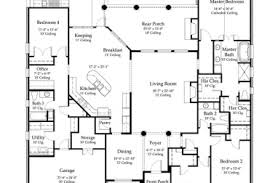 The Long Meadow 1169  3 Bedrooms And 35 Baths  The House DesignersCountry Floor Plans